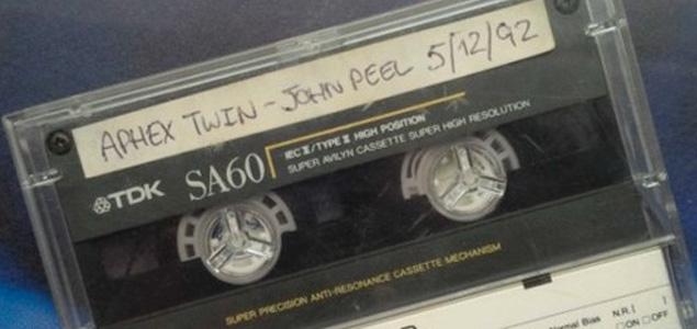 Así se las gastaba Aphex Twin en 1992/93