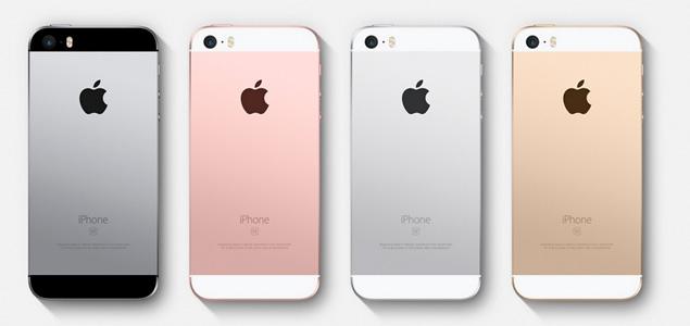 Apple presenta iPhone SE, su modelo más barato