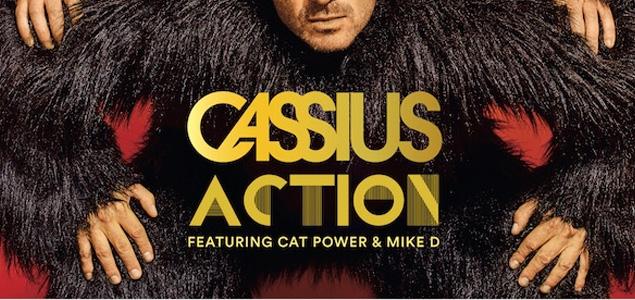 Cassius regresa junto a Cat Power y Mike D (Beastie Boys)