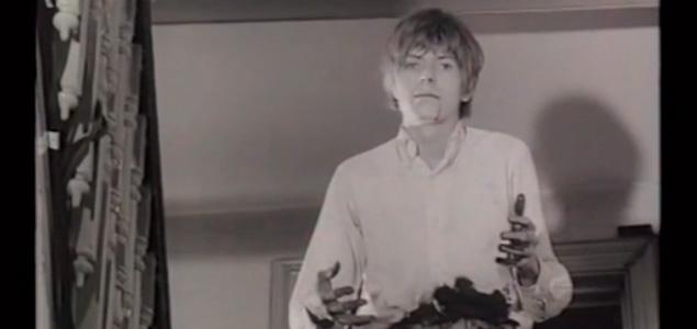 Se rescata el estreno como actor de David Bowie en 1967
