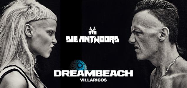 Die Antwoord encabeza las nuevas confirmaciones de Dreambeach Villaricos 2016