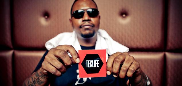 Teklife anuncia disco póstumo de DJ Rashad
