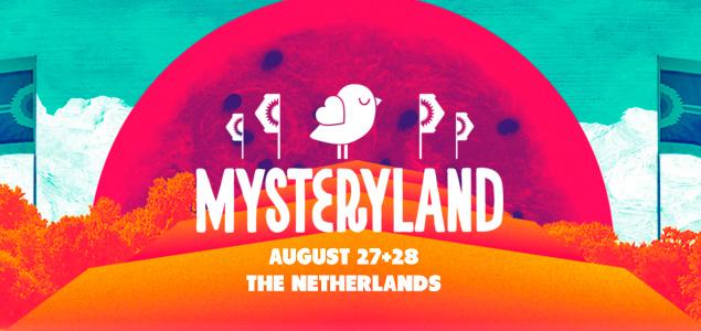 Primeras confirmaciones de Mysteryland 2016