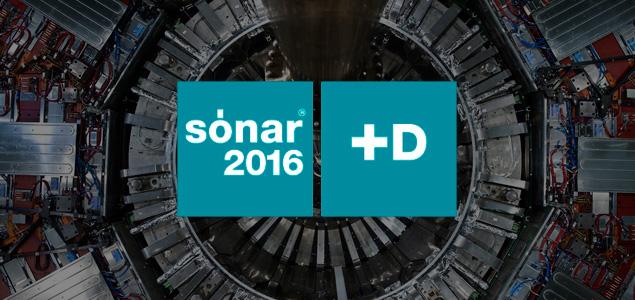 Sónar Festival 2016 avanza la programación de Sónar+D