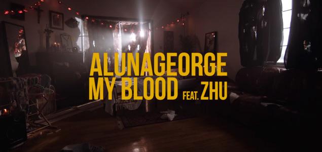 """Nuevo vídeo de AlunaGeorge & ZHU """"My Blood"""""""