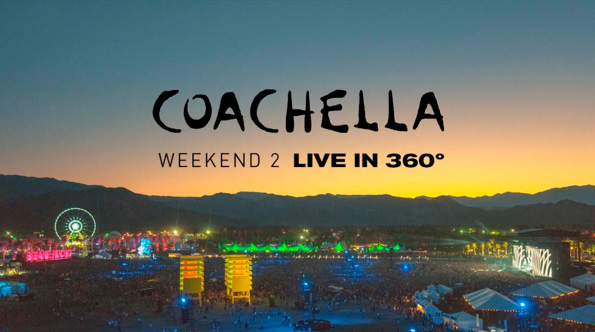 Festival Coachella 2016 Live Streaming