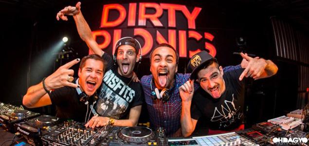 "Dirtyphonics y FuntCase estrenan ""Neckbreaker"""