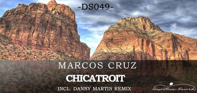 Marcos Cruz, entre el sonido de Chicago y Detroit