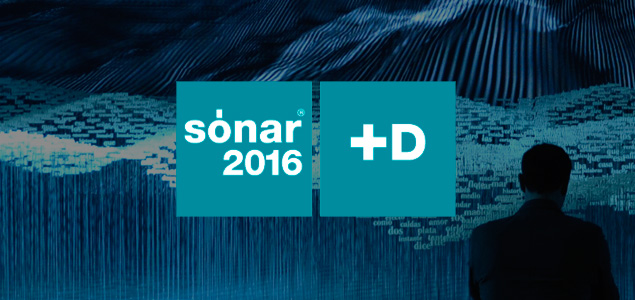 Sónar+D por primera vez en Madrid