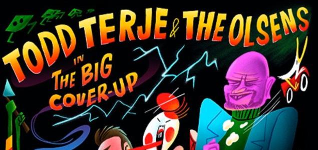 Todd Terje versiona clásicos de la música disco en su nuevo EP