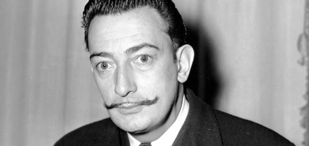 La noche madrileña retratada por Salvador Dalí