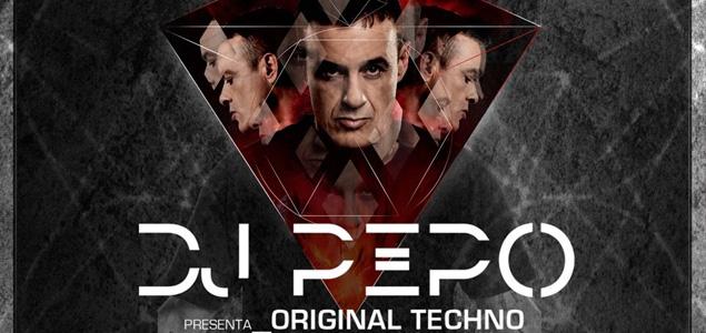Regalamos 3 entradas para DJ Pepo: Original Techno