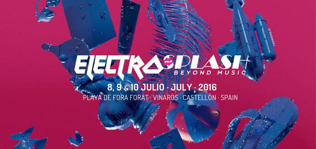 ElectroSplash 2016 cierra su cartel