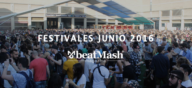 Festivales Junio 2016
