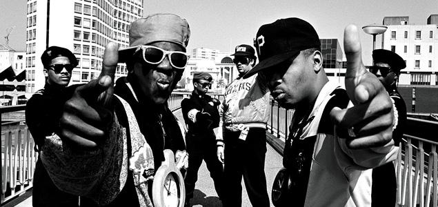 Miembros de RATM, Public Emeny y Cypress Hill forman un nuevo grupo