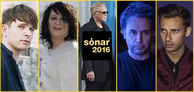 9 actuaciones (obvias) que tienes que ver en Sónar Festival 2016