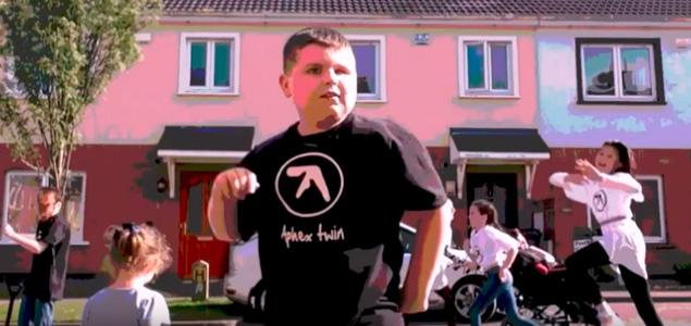 Un niño de 12 años dirige el nuevo vídeo de Aphex Twin