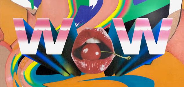 """Beck, más electrónico en """"Wow"""""""