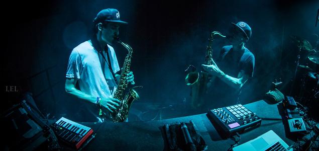 Electrónica y funk se fusionan en lo nuevo de Big Gigantic & GRiZ