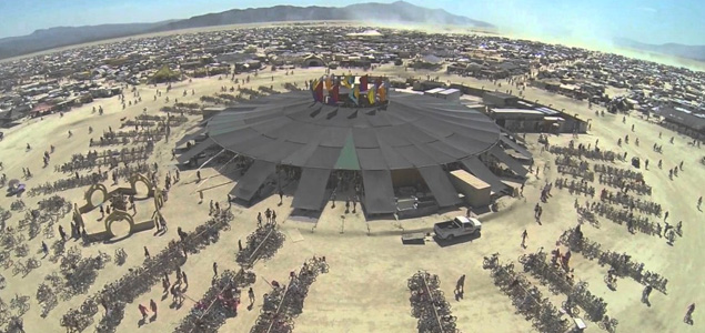Burning Man 2016 desvela el lineup del Camp Questionmark