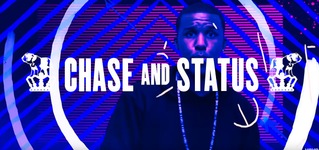 "Nuevo vídeo de Chase & Status ""NRG"" junto a Novelist"