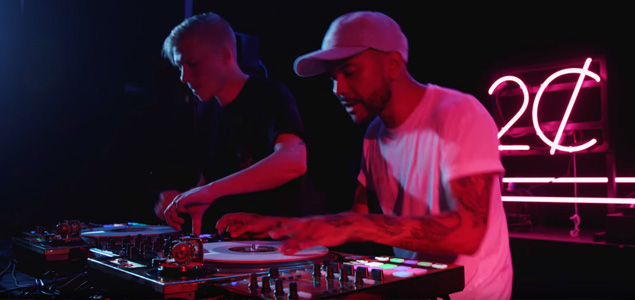 Nueva rutina de DJ Craze