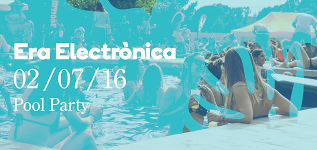 """La mejor """"Pool Party"""" en Era Electrónica 2016"""