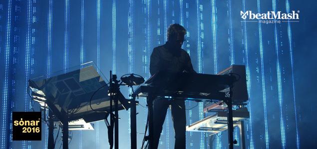 Jean-Michel Jarre y New Order conquistan Sónar Festival 2016