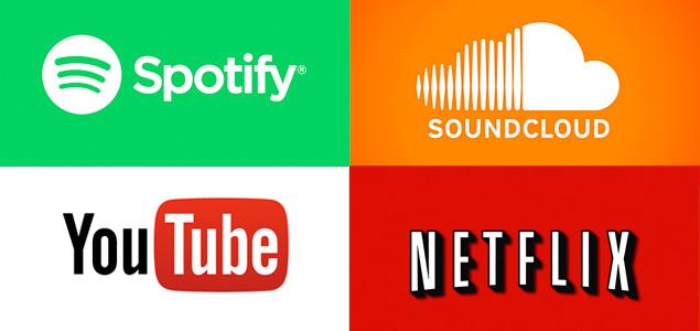 Las plataformas de streaming se unen para cambiar la industria musical