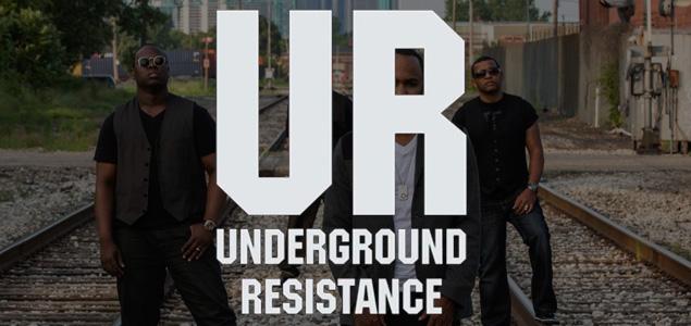 Underground Resistance anuncia el primer lanzamiento de su nuevo sello