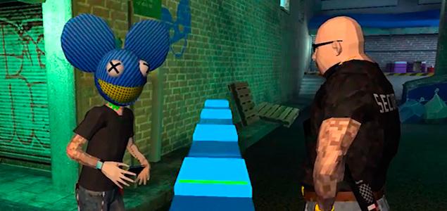 deadmau5 tiene su propio videojuego