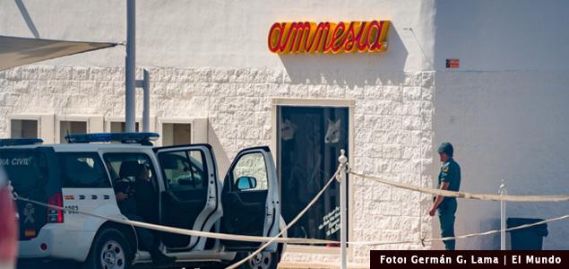 La Guardia Civil y Antidroga irrumpen en Amnesia Ibiza