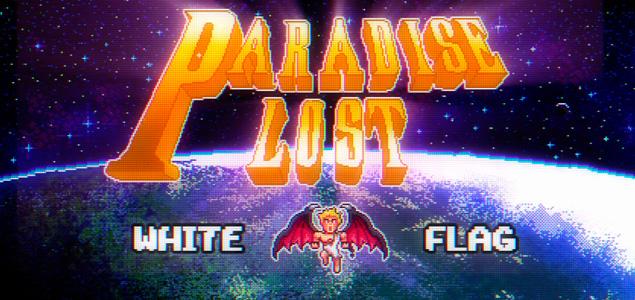 "La aventura 8bits de Delta Heavy para ""White Flag"""