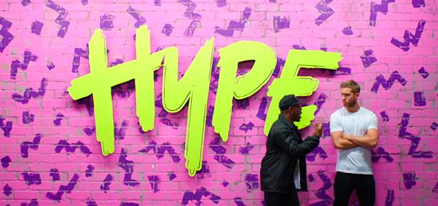"""El """"Hype"""" de Dizzee Rascal & Calvin Harris"""