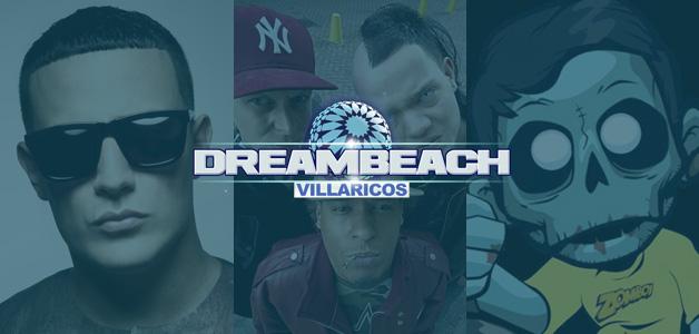 Dubstep, trap y drum and bass en Dreambeach Villaricos 2016