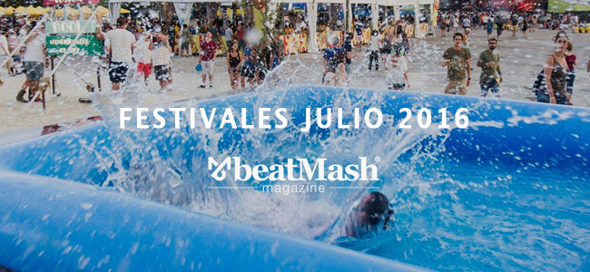 Festivales Julio 2016