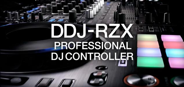 Nuevo controlador Pioneer DDJ-RZX