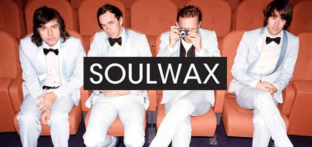 Soulwax (2manydjs) estrena canción para Chanel