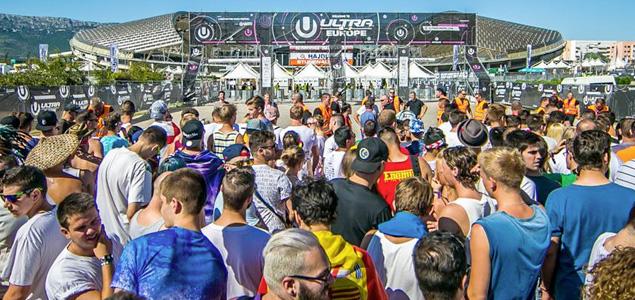 Ultra Europe 2016 cancela la primera jornada del festival