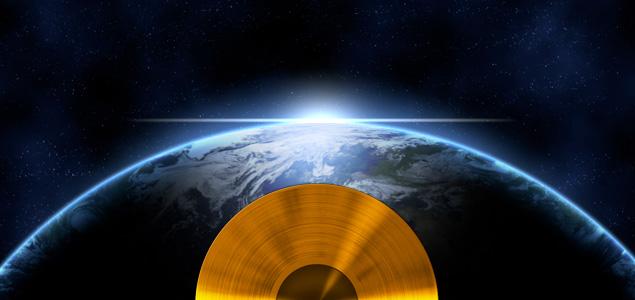 El primer vinilo que se reproducirá en el espacio