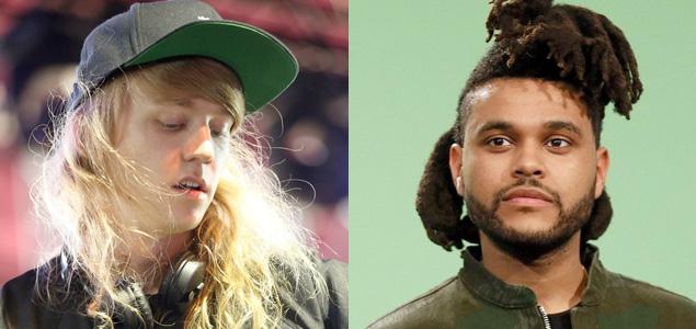 Cashmere Cat y The Weeknd trabajan juntos