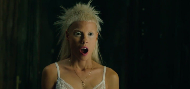 "Nuevo vídeo de Die Antwoord ""Banana Brain"""