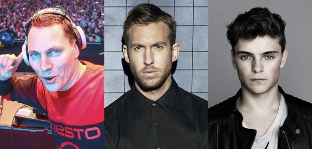 Los DJs Mejor Pagados Del Mundo 2016