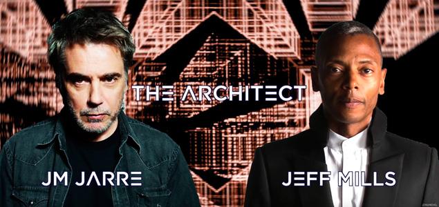 """Jean-Michel Jarre y Jeff Mills hablan sobre su canción """"The Architect"""""""