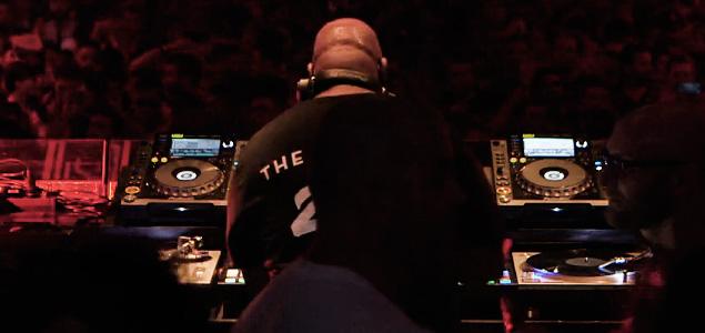 Vídeo de la sesión en vinilo de Carl Cox en Space Ibiza