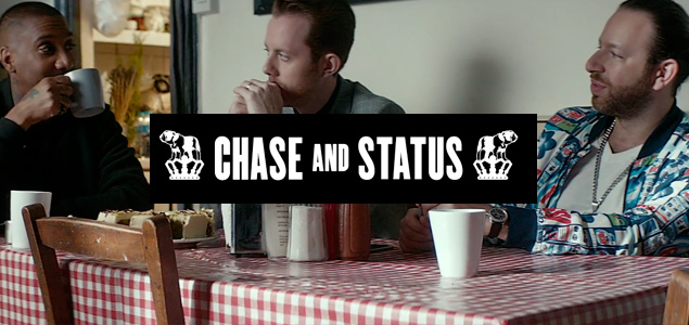 "Chase & Status estrena vídeo de su nuevo single ""All Goes Wrong"""