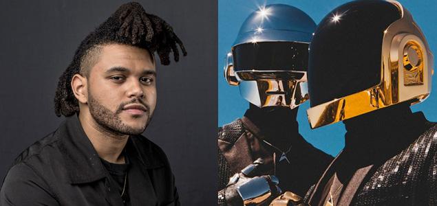 """Daft Punk y The Weeknd estrenan la canción """"Starboy"""""""