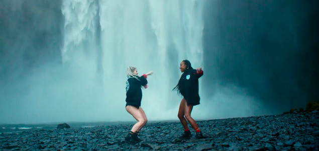 "Major Lazer estrena vídeo de ""Cold Water"""