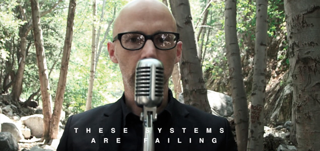 "Moby anuncia nuevo disco ""These Systems Are Failing"""