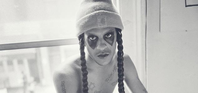 """Mykki Blanco y Woodkid en el tema """"My Nene"""""""